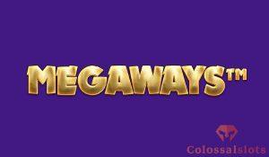 megaways slots logo