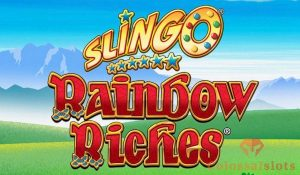 Slingo Rainbow Riches featured
