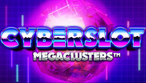 cyberslot megaclusters™ logo