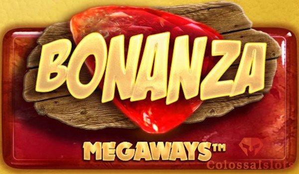 bonanza megaways™ logo