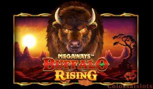 buffalo rising megaways™ logo