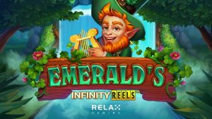 emerald's infinity reels™ logo