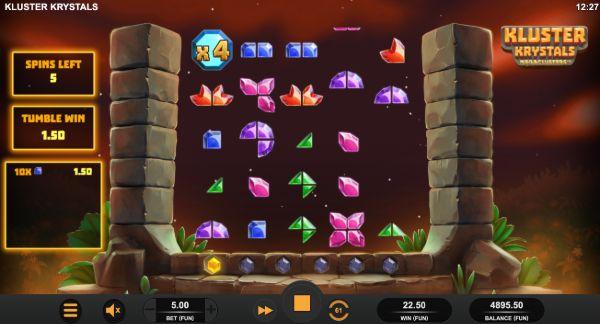 kluster krystals megaclusters™ basegame