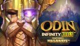 odin infinity reels megaways logo