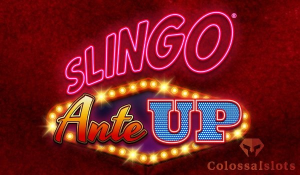 Slingo Ante Up featured