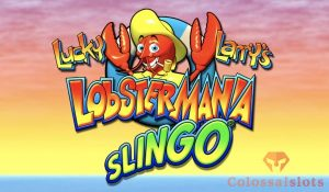 Slingo Lobstermania featured