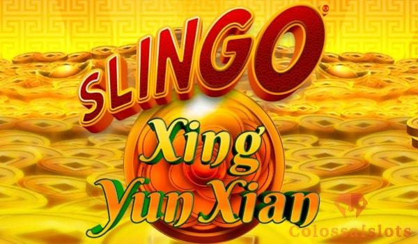 Slingo Xin Yun Xian featured