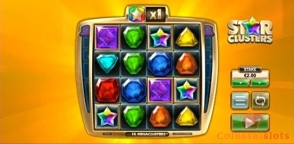 star clusters megaclusters™ basegame