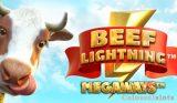 beef lightning megaways™ logo