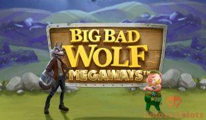 big bad wolf megaways™ logo