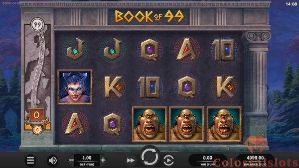 book of 99 basegame