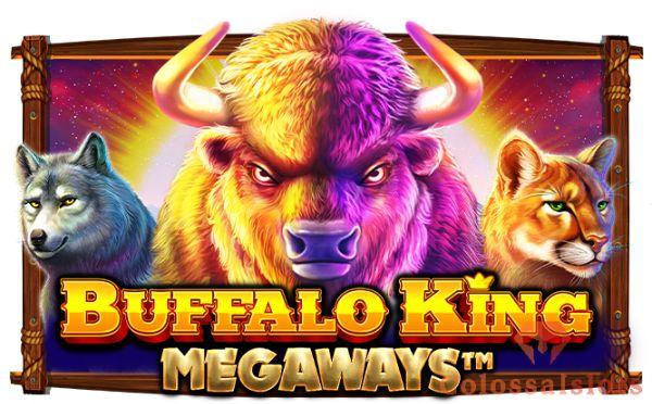 buffalo king megaways review