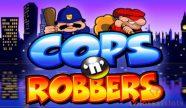 cops n robbers megaways™ logo