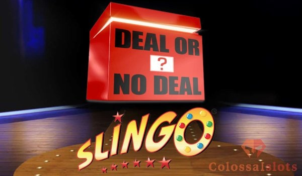 Deal or No Deal slingo featured