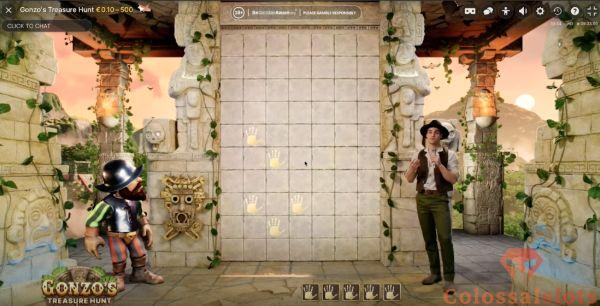 Gonzo's Treasure Hunt™
