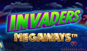invaders megaways™ logo
