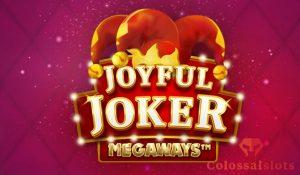 joyful joker megaways logo