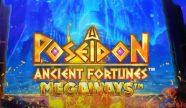 poseidon ancient fortunes megaways logo