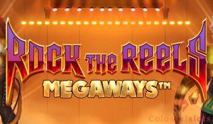 rock the reels megaways™ logo