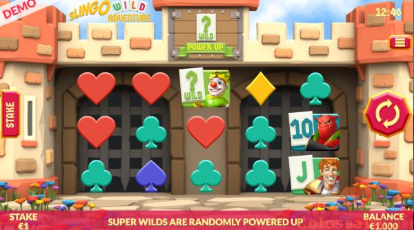 Slingo Wild Adventure basegame