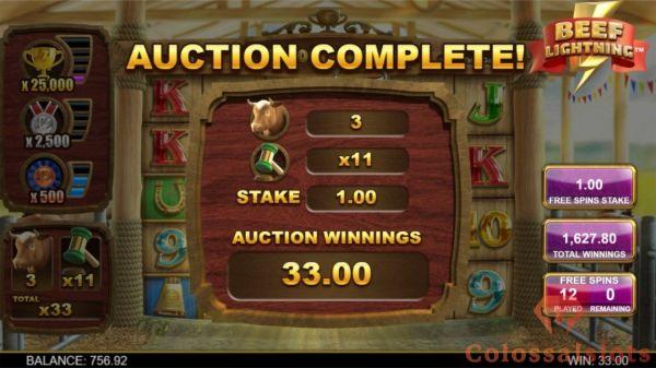 cow auction