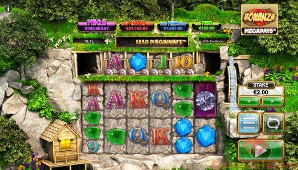 bonanza megapays™ basegame