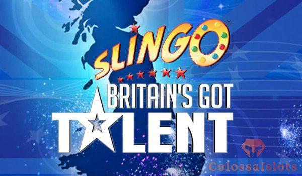 britain's got talent slingo