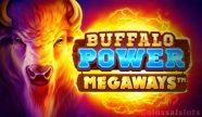 buffalo power megaways™ logo