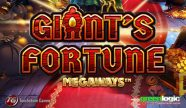 giants fortune megaways™ logo