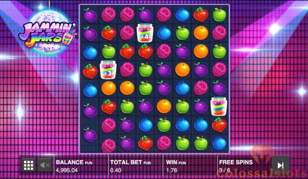 Jammin Jars 2 free games