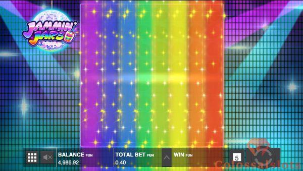 rainbow feature