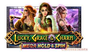 Lucky, Grace and Charm featured