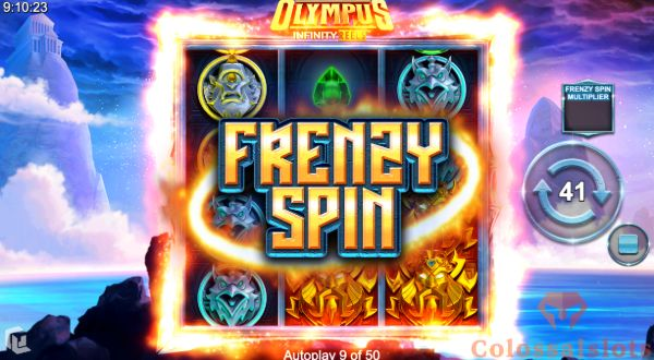 frenzy spin