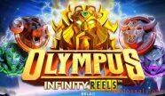 olympus infinity reels™ logo