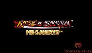 rise of samurai logo
