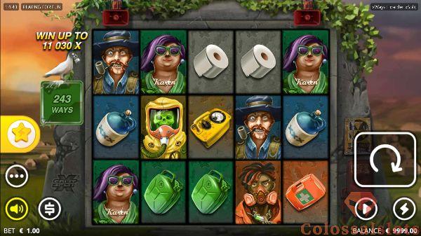 xWays Hoarder xSplit slot basegame