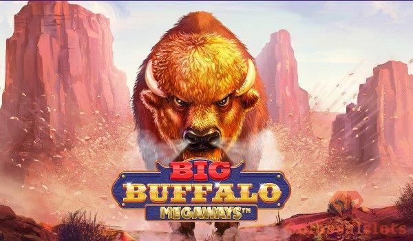 big buffalo megaways™ logo