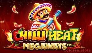 chilli heat megaways™ logo