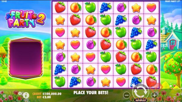 fruit party 2 basegame