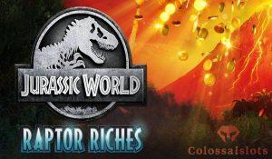 Jurassic World: Raptor Riches featured