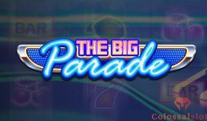 the big parade slot logo