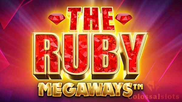 the ruby megaways™ logo