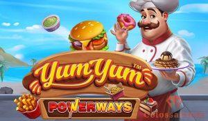 yum yum powerways™ logo