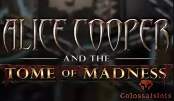 Alice Cooper and the Tome of madness featured