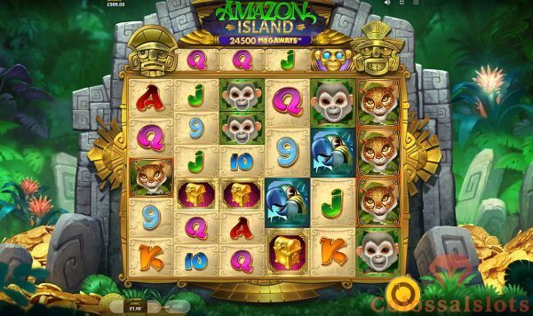 amazon jungle basegame