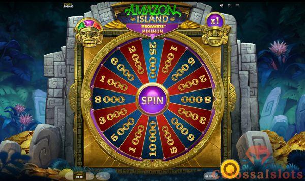 amazon jungle wheel