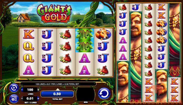 giant's gold basegame