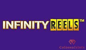 infinity reels slots logo