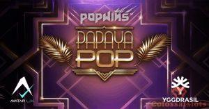 papayapop™ logo