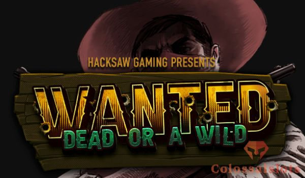 wanted: dead or a wild logo
